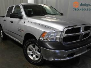 Used 2015 Dodge Ram 1500 ST 4x4 Crew Cab for sale in Edmonton, AB
