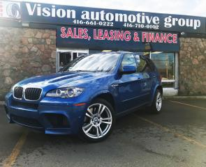 Used 2012 BMW X5 M 555HP|NAV|360CAM|HARMAN KARDON|SENSORS|BLUETOOTH for sale in North York, ON