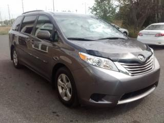 Used 2016 Toyota Sienna LE 8 PASSENGER for sale in Stittsville, ON