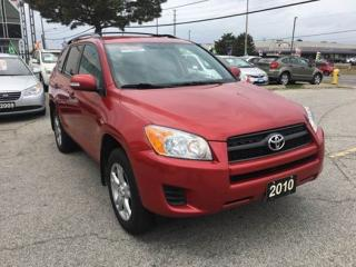 Used 2010 Toyota RAV4 CE for sale in North York, ON