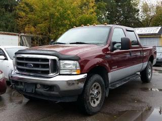 Used 2004 Ford F-250 Diesel for sale in Scarborough, ON