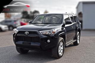 Used 2015 Toyota 4Runner SR5|4WD|BLUETOOTH|HEATED SEATS|POWER OPTIONS for sale in North York, ON
