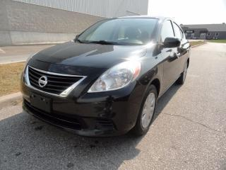 Used 2013 Nissan Versa SV for sale in Woodbridge, ON