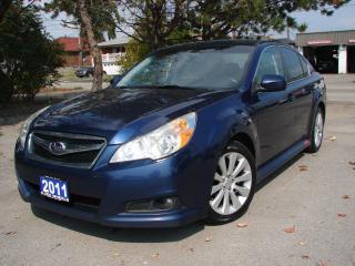 Used 2011 Subaru Legacy 2.5 i Premium for sale in Mississauga, ON