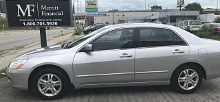 Used 2007 Honda Accord EX-L for sale in Woodbridge, ON