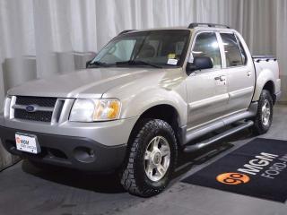 Used 2004 Ford Explorer Sport Trac XLT for sale in Red Deer, AB