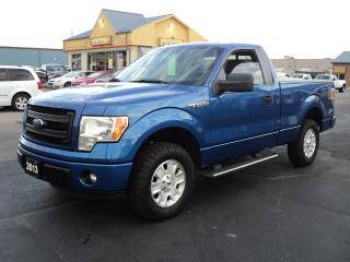Used 2013 Ford F-150 STX RegCab 3.7L 6ft Box for sale in Brantford, ON