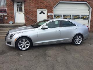 Used 2014 Cadillac ATS RWD for sale in Bowmanville, ON