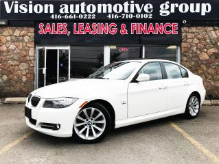 Used 2010 BMW 3 Series 335i xDrive|NAV|SUNROOF|PARKING SENSORS|BLUETOOTH for sale in North York, ON