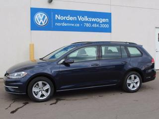 New 2018 Volkswagen Golf Sportwagen 1.8 TSI Trendline for sale in Edmonton, AB