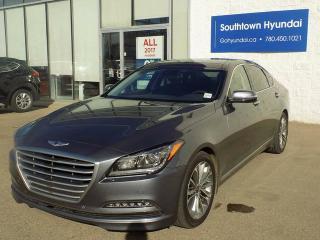 Used 2015 Hyundai Genesis 3.8 for sale in Edmonton, AB