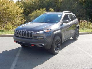 Used 2017 Jeep Cherokee TRAILHAWK!!!  LOW KM!!!!! for sale in Halifax, NS