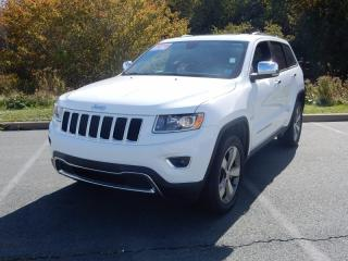 Used 2016 Jeep Grand Cherokee WOW! LIMITED LOADED for sale in Halifax, NS