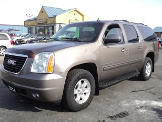 Used 2014 GMC Yukon XL 1500 SLT 4X4 5.3L 8Passenger for sale in Brantford, ON
