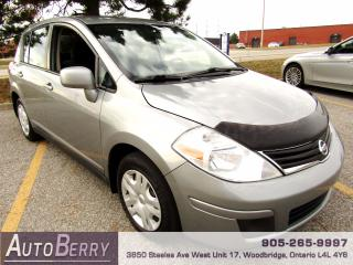 Used 2011 Nissan Versa 1.8L - S for sale in Woodbridge, ON