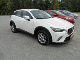 Used 2016 Mazda CX-3 GS AWD TOURING for sale in Beaverton, ON