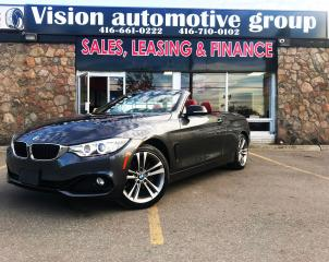 Used 2014 BMW 428i xDrive|HARDTOP CONV|NAV|BACKUP CAMERA|HEADS UP for sale in North York, ON