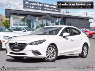 Used 2014 Mazda MAZDA3 GS-SKY AUTO |CAMERA|1 OWNER|WARRANTY|PHONE|42,000K for sale in Scarborough, ON