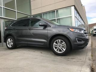Used 2017 Ford Edge SEL/NAV/BACK UP MONITOR/HEATED SEATS/WI-FI for sale in Edmonton, AB