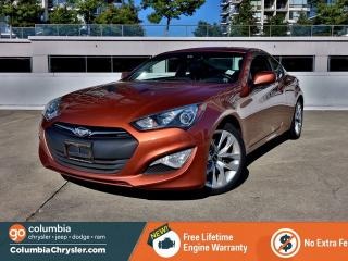 Used 2013 Hyundai Genesis Coupe 2.0T PREMIUM, GREAT CONDITION, SNOW TIRES, LOCALLY DRIVEN, FREE LIFETIME ENGINE WARRANTY! for sale in Richmond, BC