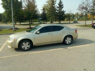 Used 2010 Dodge Avenger 2.4 for sale in Scarborough, ON