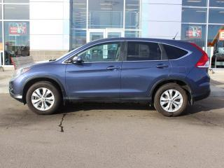 Used 2014 Honda CR-V EX for sale in Peace River, AB