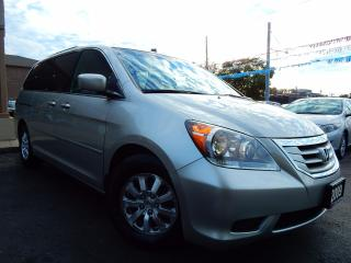 Used 2009 Honda Odyssey EX-L | POWER DOORS | LEATHER.ROOF | ACCIDENT FREE for sale in Kitchener, ON