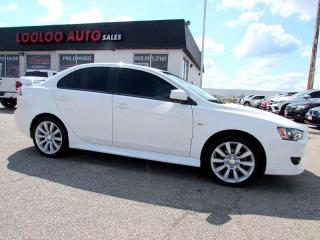 Used 2010 Mitsubishi Lancer GTS BLUETOOTH CERTIFIED 2 YEARS WARRANTY for sale in Milton, ON