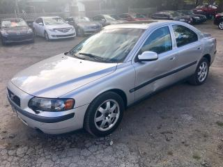 Used 2003 Volvo S60 2.5T AWD for sale in Hornby, ON