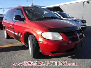 Used 2001 Dodge GRAND CARAVAN SPORT WAGON for sale in Calgary, AB