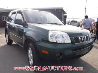 Used 2005 Nissan X-TRAIL SE 4D UTILITY 4WD for sale in Calgary, AB