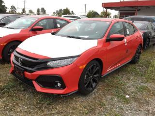 New 2018 Honda Civic Sport Touring for sale in Richmond, BC