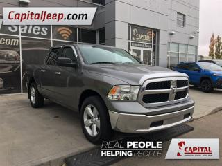 Used 2013 Dodge Ram 1500 SLT| Cloth| 4X4| AUX for sale in Edmonton, AB