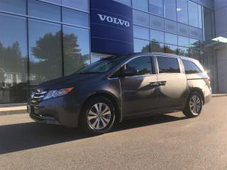Used 2015 Honda Odyssey EX-L w/Navi for sale in Surrey, BC