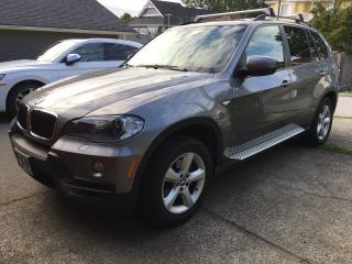 Used 2008 BMW X5 Luxery, Cold Weather and Rear Climate add on packages for sale in Vancouver, BC