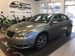 Used 2012 Chrysler 200 S for sale in Coquitlam, BC