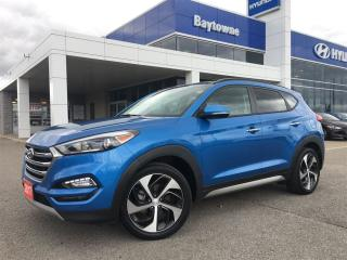 Used 2017 Hyundai Tucson AWD 1.6T SE for sale in Barrie, ON