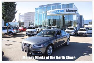 Used 2014 Audi A4 2.0 8sp Tip Progressiv Land of Quattro Edition for sale in Surrey, BC