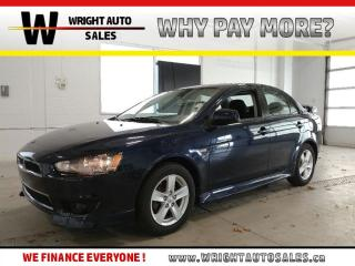 Used 2014 Mitsubishi Lancer LIMITED| SUNROOF| BLUETOOTH| 57,753KMS for sale in Cambridge, ON