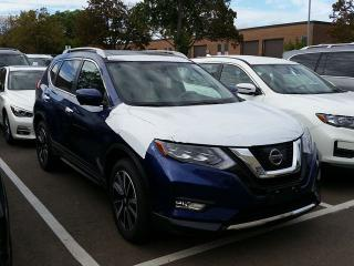 New 2017 Nissan Rogue SL Platinum AWD for sale in Mississauga, ON