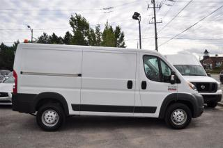 Used 2016 RAM 1500 ProMaster Low Roof Ecodiesel only 33K for sale in Aurora, ON