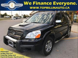 Used 2004 Honda Pilot EX-L 2 YEARS POWERTRAIN WARRANTY for sale in Concord, ON