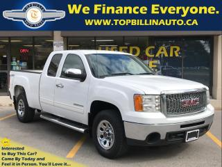 Used 2011 GMC Sierra 1500 4WD, 2 YEARS Power-train WARRANTY for sale in Concord, ON