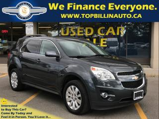 Used 2011 Chevrolet Equinox LT with 2 YEARS WARRANTY for sale in Concord, ON