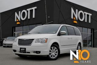 Used 2010 Chrysler Town & Country Touring, 4.0L, Heated Leather, for sale in Winnipeg, MB