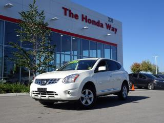 Used 2013 Nissan Rogue S 2WD for sale in Abbotsford, BC