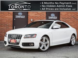 Used 2012 Audi S5 Premium+Drive select+Navi+Bang & Olufsen for sale in North York, ON