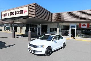 Used 2016 Volkswagen Jetta TSI COMFORTLINE for sale in Langley, BC