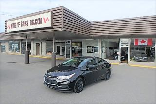 Used 2016 Chevrolet Cruze for sale in Langley, BC