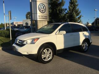 Used 2010 Honda CR-V EX-L 4WD AT for sale in Surrey, BC